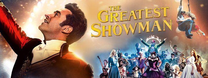 Open Air Cinema  The Greatest Showman