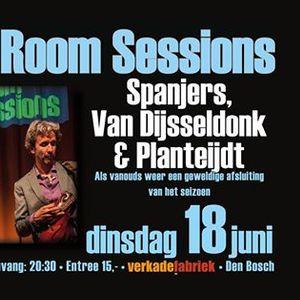 Spanjers Van Dijsseldonk & Planteijdt Blue Room Sessions