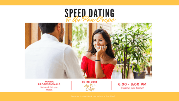 Speed dating milton