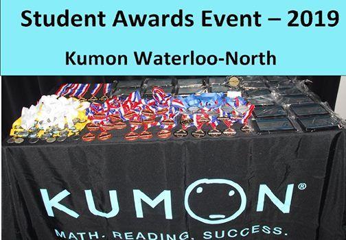 Kumon Students Awards Event 2019