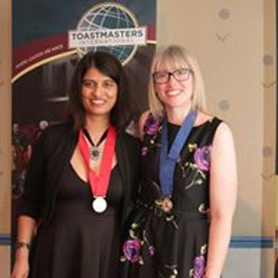 Area H44, District 71 Toastmasters