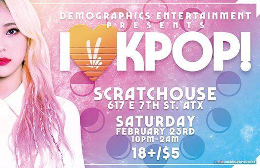 DemographicsEnt Presents I  KPOP
