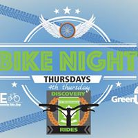 Bike Night Discovery Ride  Peterborough by Bike