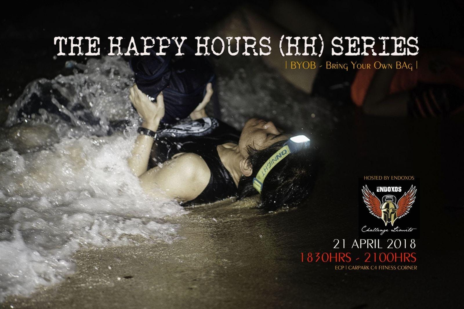The Happy Hours Series hosted by ENDOXOS