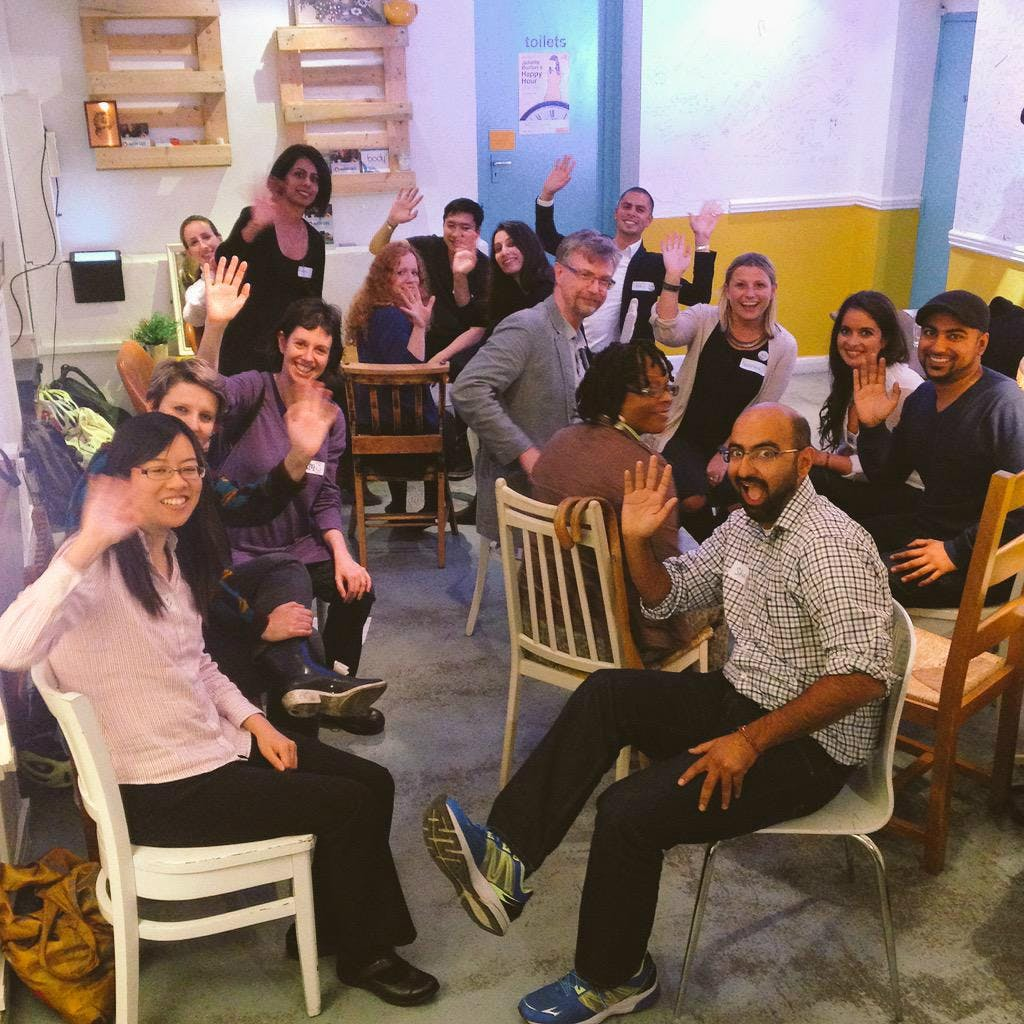 The Action for Happiness Course (Islington 17 May 2018)