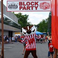 Spooner Rodeo Parade Block Party