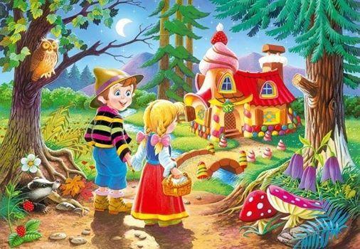 Hansel si Gretel - Spectacol de teatru pentru copii