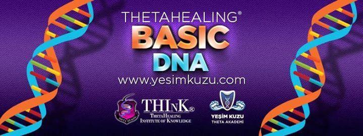 Ankara Thetahealing Basic DNA Semineri