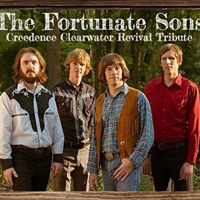 The Fortunate Sons (USA) in Tilburg