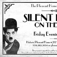 Silent Movies on the Porch