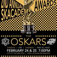 The 2nd Annual Skacademy Awards feat. Gogo13 Monkey  More