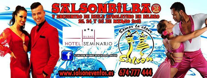 V Salson Bilbao 2018 (Evento Oficial)