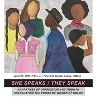 SheThey Speaks Stories by Women &amp Non-Binary People of Color
