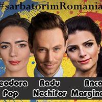 Srbtorim Romnia cu DreamCatchers Band i Anca Mrginean