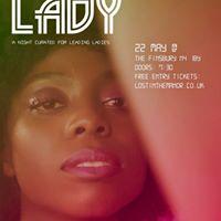 Lady Presents Kadija Kamara  Louise Golbey  Amy Lawton