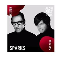 Sparks at Flow Festival Helsinki