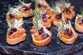 Must Love Parties-- Appetizers for the Holiday Season