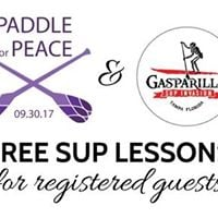 Paddle For Peace SUP Lesson 2
