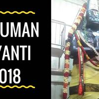 Hanuman Jayanti 31-03-2018 (Saturday)