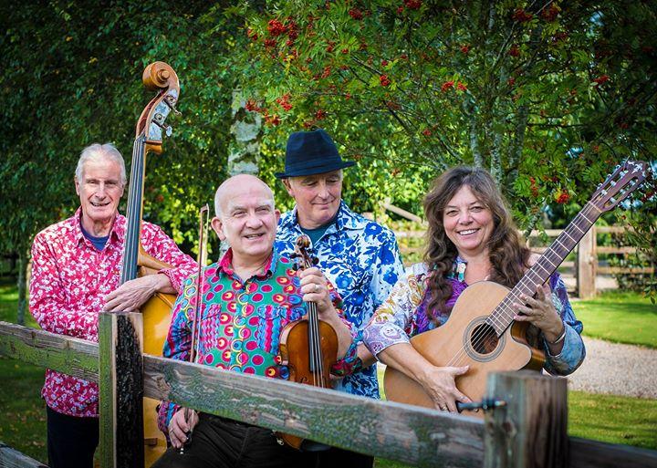 FiddleBop at The Bell Moreton-in-Marsh