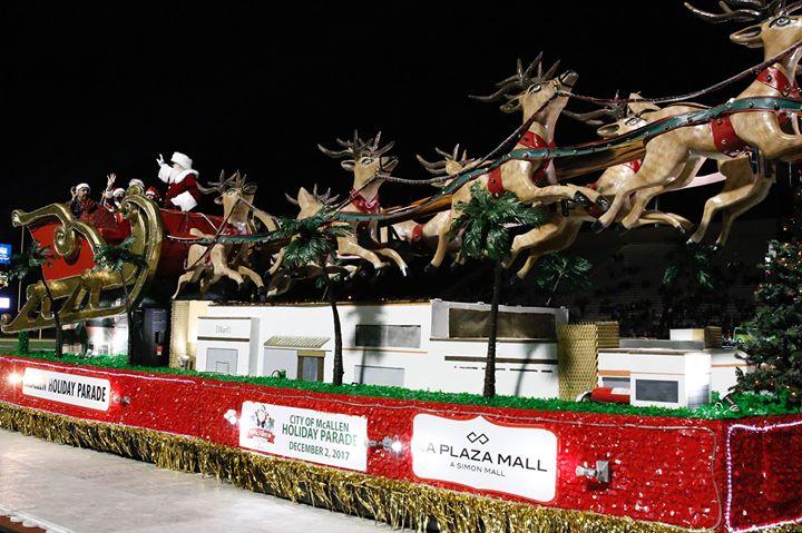 McAllen Holiday Parade