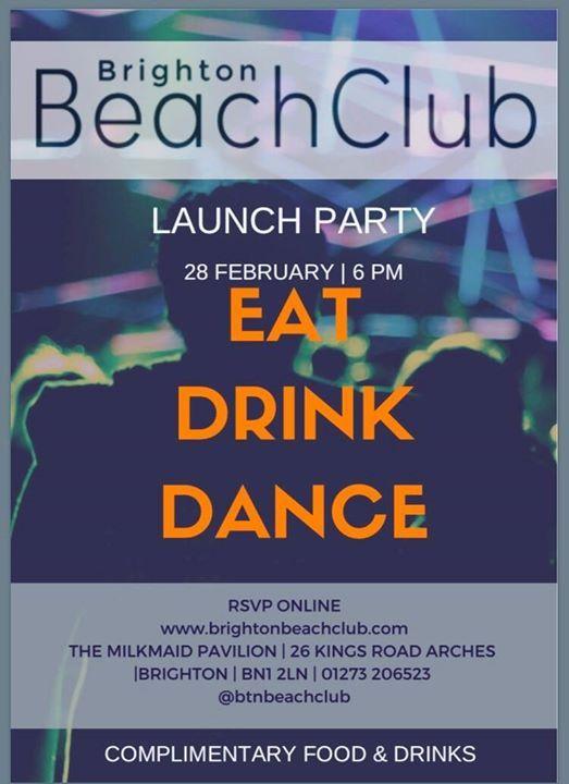 Brighton Beach Club Launch Party