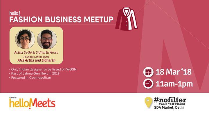 Fashion Business Meetup
