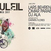 Souleil with Lars Behrenroth Omar Paraiso Ala &amp Darwin Flores