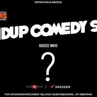 Punchliners Stand Up Comedy Show in Jaipur