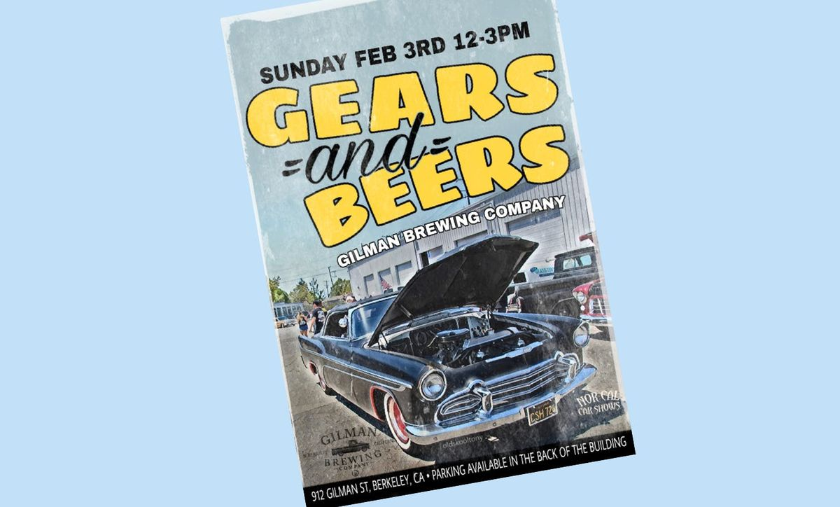 SFBW Gears and Beers Car Show