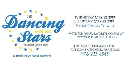 Seventh Annual Dancing with our Stars Marquette County Style