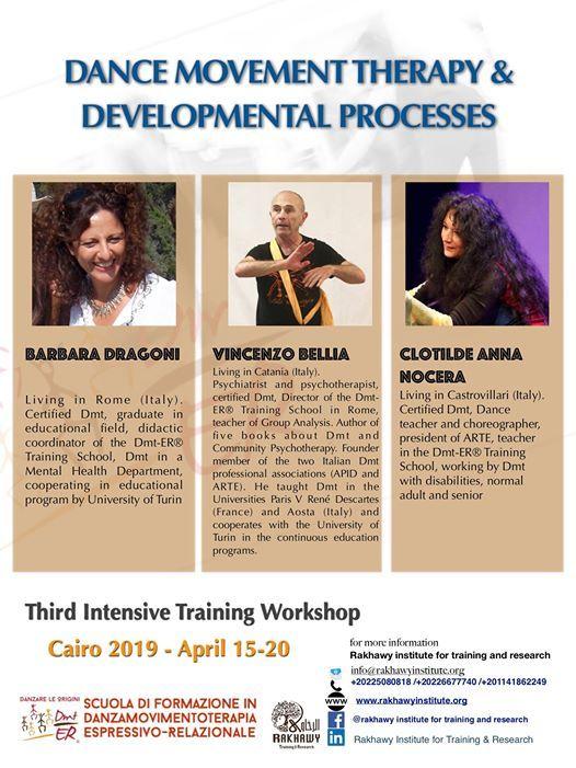 Dance Movement Therapy & Developmental Processes