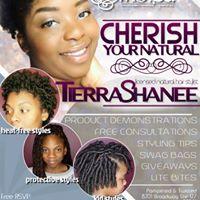 Cherish Your Natural with TierraShanee