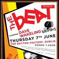 The Beat starring Dave Wakeling