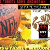 TFFT-Turkey Bowl Showdown Taylorsville High