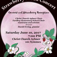 Strawberry Moon Concert