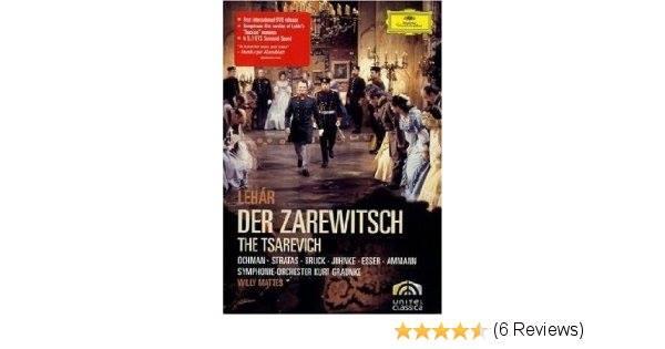 Lehr  Der Zarewitsch