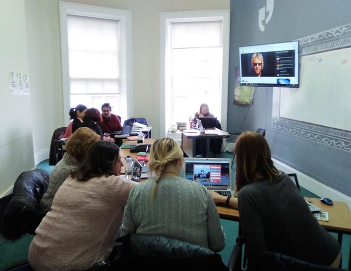 Intensive English Course and CLIL for Teachers - Dublin