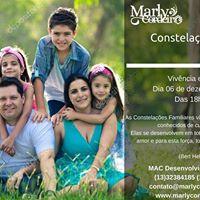 Constelaes Familiares em Grupo com Marly Cordeiro