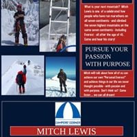 Pursue Your Passion with Purpose by Mitch Lewis