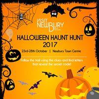 Newbury Halloween Haunt Hunt