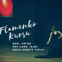 DOUMda Flamenko Dersleri
