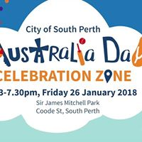 City of South Perth Australia Day 2018