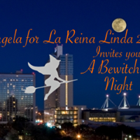 A Bewitching Night hosted by Angela for La Reina Linda 2018