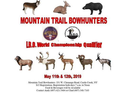 Mountain Trail Bowhunters IBO World Qualifier