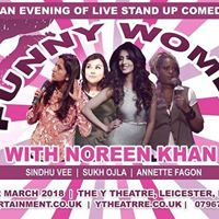 LOL (Ladies Of Laughter) With Noreen Khan - London Brentford - L