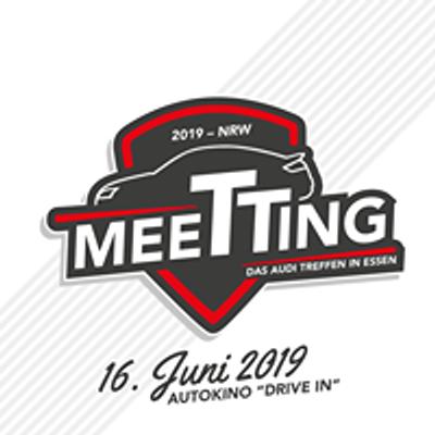 MeeTTing - Das Audi Treffen in Essen
