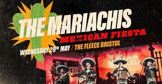 The Mariachis Mexican Fiesta at The Fleece Bristol