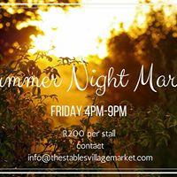 Summer Night Market
