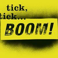 Orpheus presents tick tick BOOM